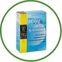 Wart And Mole Vanish By Pristine Herbal Touch